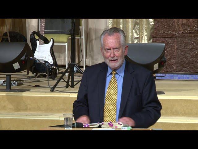 17 Juli 2019 Kvällsmöte med Gunnar Bergling under Mirakelkonferensen 2019