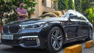 BMW 7-Series Review (Part 1) - Tech Fest | Fais...