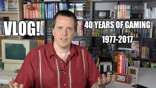 Modern Classic Vlog: 40 Years of Video Gaming