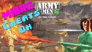 I'm A Cheater : Army Men 3d Bonus
