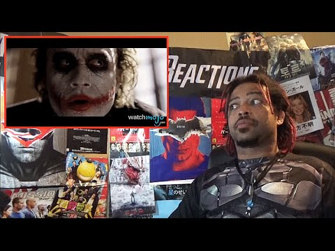 Top 10 Moments in The Dark Knight Trilogy - REACTION