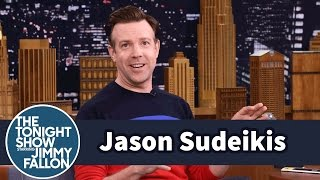 Jason Sudeikis' Daughter Shares His Initials