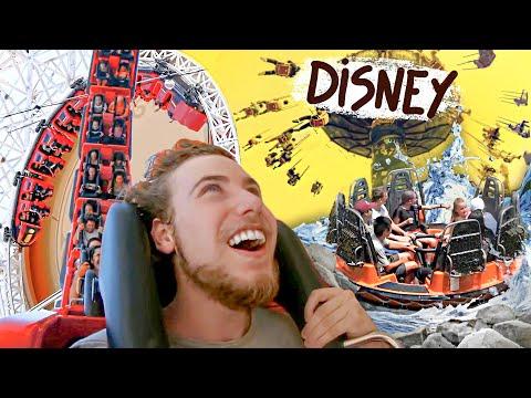 Atrações radicais do Disney's California Adventure | Igor Saringer