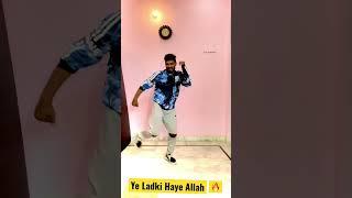 Ye Ladki Hai Allah Dance  VMDA  Bollywood dance   newsong  