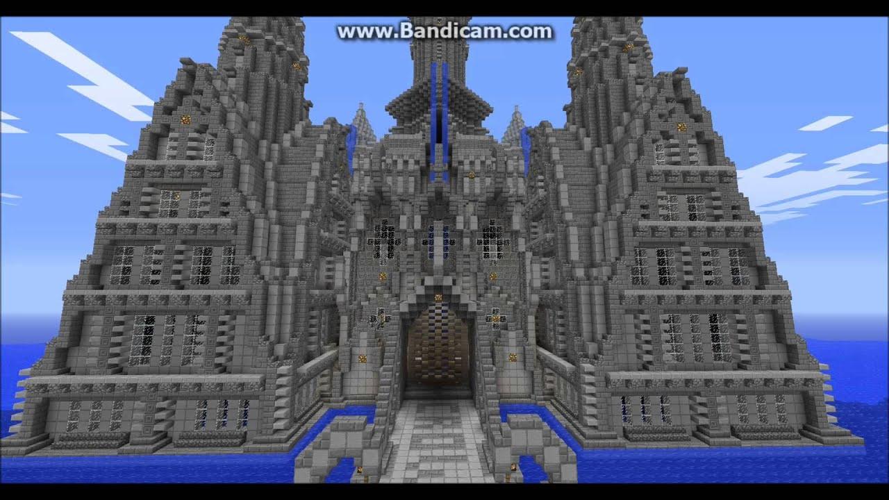 The Lost City Of Atlantis Minecraft  YouTube