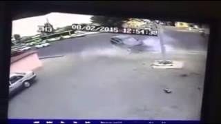 Очень страшная авария в ташкенте  - Avtoxalokat toshkentda