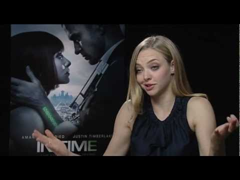 Amanda Seyfried And Cillian Murphy Interview -- In Time | Empire Magazine