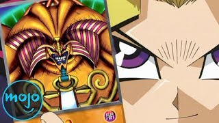 Top 10 Monsters in Yugi Muto's Deck (Yu-Gi-Oh!)