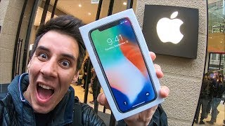 iPhone X НЕ ХОТЕЛИ ПРОДАВАТЬ РУССКОМУ