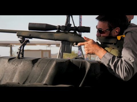 AZ LRPRS's 2016 Tactical Precision Rifle Challenge