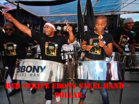 """Dollar"" - Ebony Steel Band"