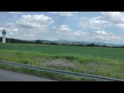 bus ride from Basel, Switzerland to Kehl, Germany (1 of 2) -- YouTube