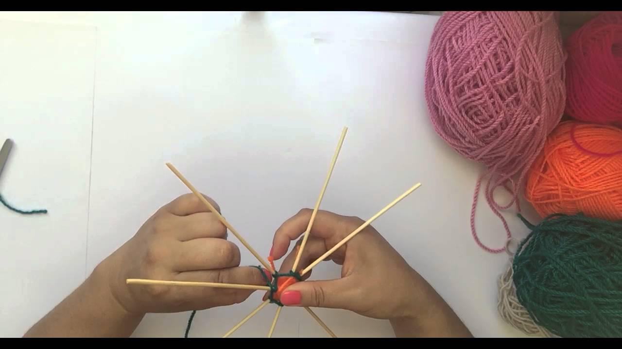 Tutorial de Mandalas - Cómo hacer union de dos mandalas - YouTube