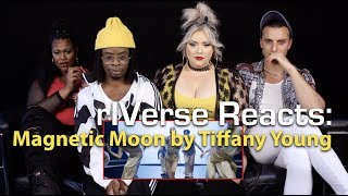 Cover images rIVerse Reacts: Magnetic Moon by Tiffany Young - M/V Reaction