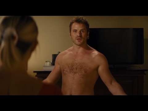 Robert Kazinsky shirtless scene [Hot Pursuit (2015)] - YouTube