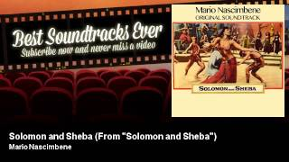 "Mario Nascimbene - Solomon and Sheba - From ""Solomon and Sheba"" - Best Soundtracks Ever"