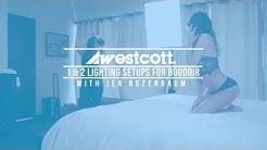 Easy Lighting Setups for Boudoir Photography