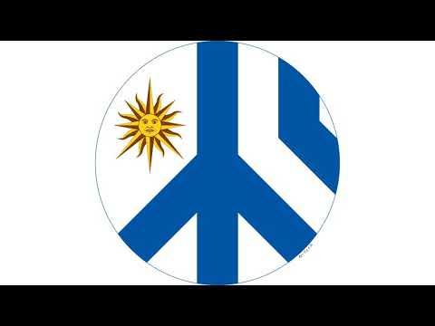 Fun with peace flags: Uruguay (Official) Orientales, la Patria o la Tumba. Himno Nacional de Uruguay