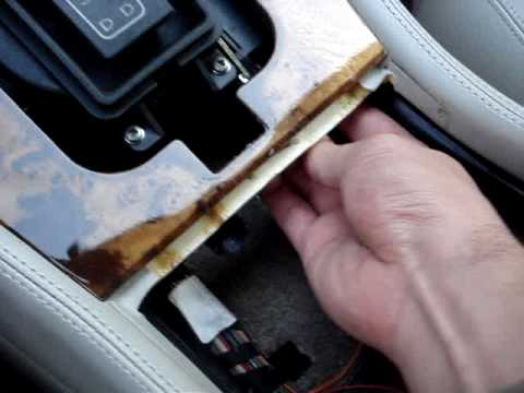 1996 Jaguar Xj6 Stereo Wiring Diagram Removing The Radio From A Jaguar X300 Or Xj40 Youtube