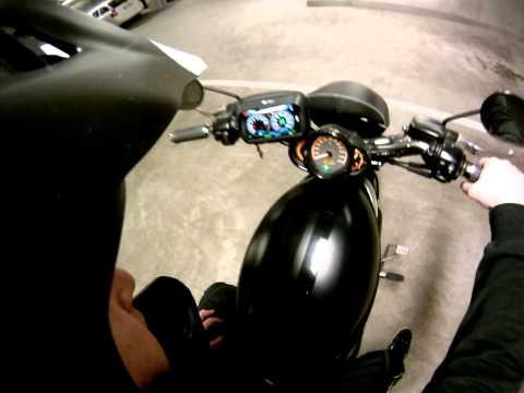 Harley Davidson ECM / diagnostic data Bluetooth device demo