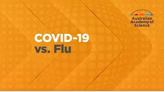 COVID-19 vs. Flu