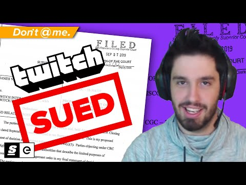 This Banned Streamer is Suing Twitch