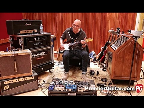 Rig Rundown - Kenny Greenberg