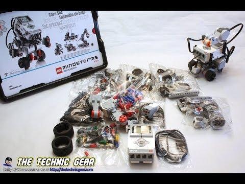 LEGO Education 45544 Mindstorms EV3 Unboxing