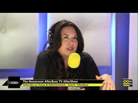 """The Newsroom After Show Season 2 Episode 6 """"One Step Too Many"""" 
