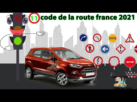 code de la route france 2017 HD serie 11 HD