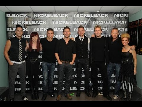 Skillet In Europe: The Nickelback Tour Podcast (Part Two)