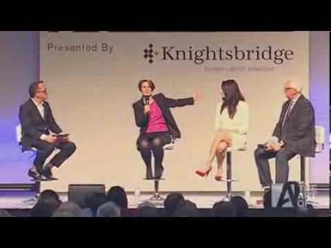The Art of Leadership - Calgary'13 - Executive Panel