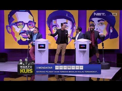 Waktu Indonesia Bercanda - Denny Sumargo Jawab dengan Logis, Bedu dan Peppy Tertawa Licik (1/5)