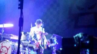 Drum solo Fabi (2) - Killerpilze @Nancy 27.09.08