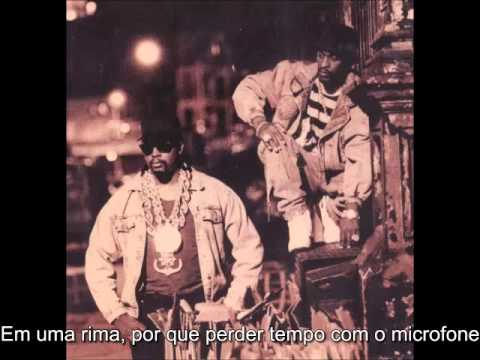 Eric B & Rakim  My Melody  Legendado