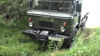 газ 66 с мотором от ИВЕКИ