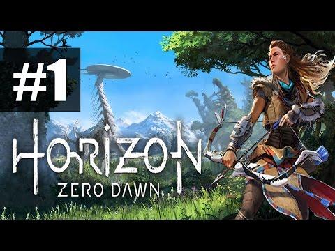 Horizon Zero Dawn - Прохождение на русском - часть 1 - Изгои