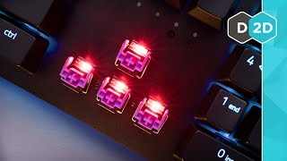 Razer Huntsman Elite Keyboard Review