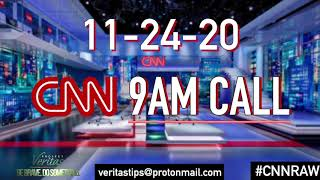#CNNTAPES RAW 11-24-20