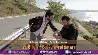 1 Kezban 1 Mahmut - Bul karayı al parayı (En sevilen sahneler) | Delivizyon Resimi