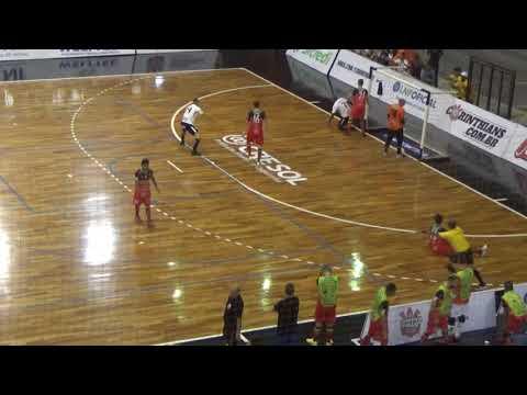 Liga Nacional: Corinthians 1x1 Blumenau Futsal