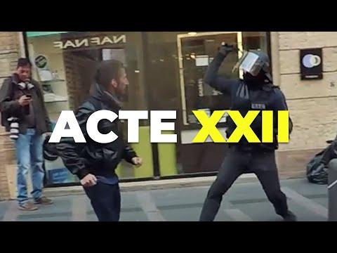 #GILETSJAUNES : ACTE 22 — TOULOUSE (POV PHOTOGRAPHE)