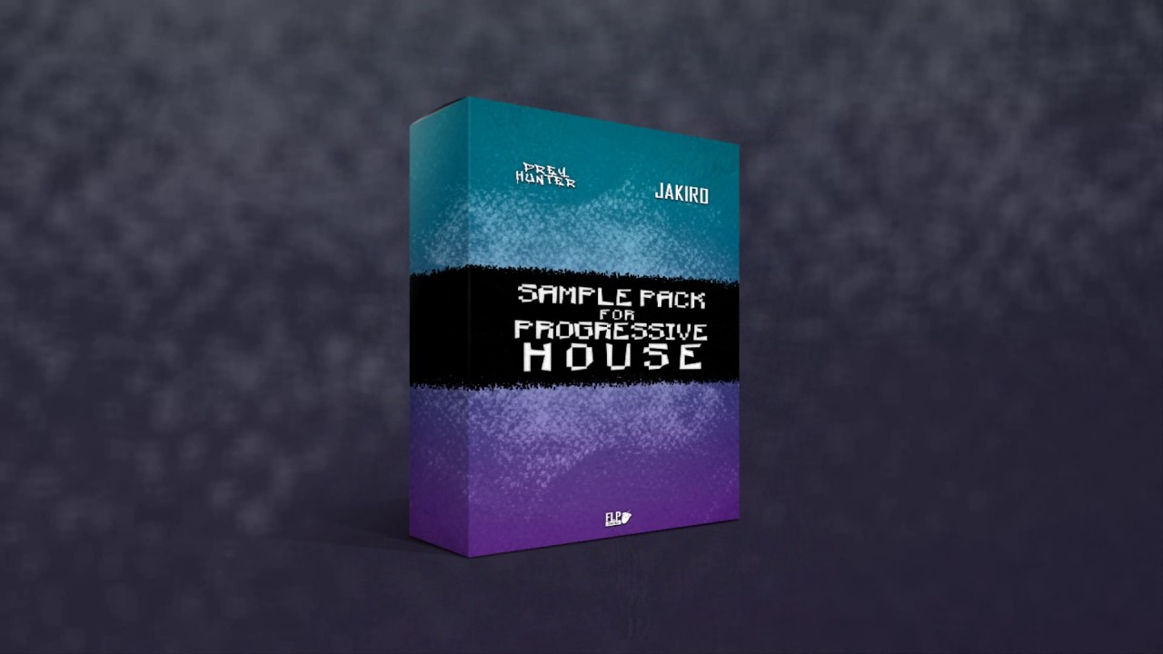 [FREE] Sample Pack for Progressive House by Prey Hunter & Jakiro
