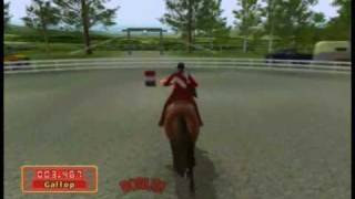 Silver Buckle Stables - Charley & Zip, Horse Bluff Stables A rank