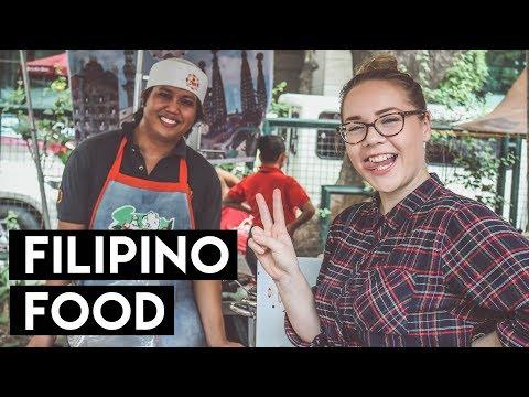 SALCEDO SATURDAY MARKET - Eating Filipino Beef Tapa (Tapsilog)