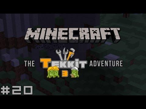 Minecraft - The Tekkit Adventure #20 - Zoey's Dream Designs