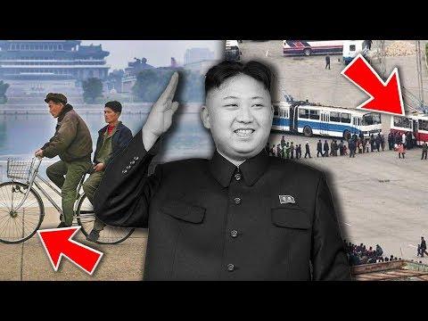 VIDEO: 7 leyes que solo existen en Corea del Norte
