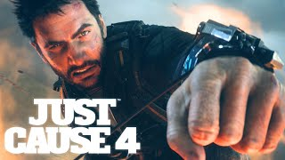Just Cause 4 - Eye Of The Storm Cinematic Trailer