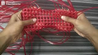 Normal Running Wire Koodai - Tamil-1 Roll Tutorial for beginners - Part - 2/4