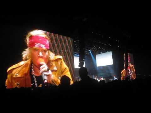 Así se vivió el histórico regreso de los Guns N Roses